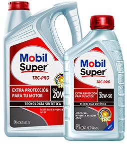 Mobil Super TRC-PRO