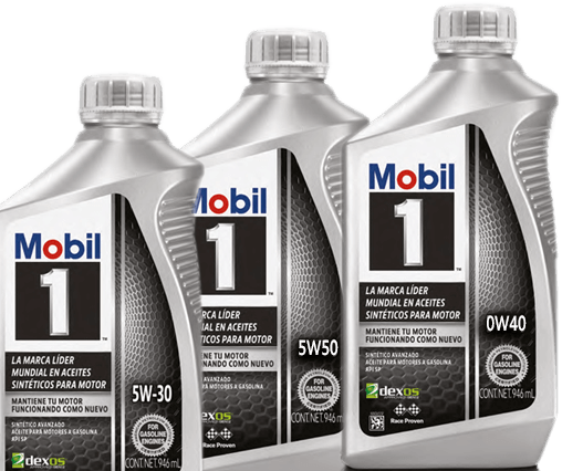 Productos Mobil 1