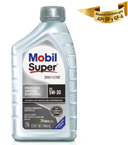 Mobil Super Synthetic
