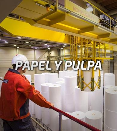 Abamex lubricantes industria de papel y pulpa